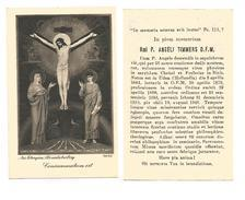 P 245. Rmi P. ANGELI TIMMERS O.F.M. - °UDEN (HOLLAND° 1864/ICHANG/+ 1946 - Devotieprenten