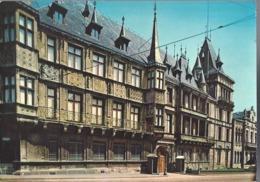 Luxembourg - Palais Grand - Ducal - H5388 - Lussemburgo - Città