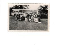 Autocar CHAUSSON - Photo 6 X 9 - Août 1951 - Automobiles