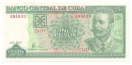 Cuba 5 Pesos 1997 - Cuba