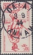Indochine Province De L'Annam - Dalat Sur N° 219 (YT) N° 223 (AM). Oblitération De 1944. - Indochina (1889-1945)