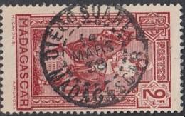 Madagascar 1908-1939 - Diego-Suarez Sur N° 191 (YT) N° 202 (AM). Oblitération De 1938. - Madagascar (1889-1960)