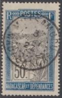 Madagascar 1908-1939 - Mutsamudu Sur N° 138 (YT) N° 143 (AM). Oblitération De 1927. - Madagascar (1889-1960)