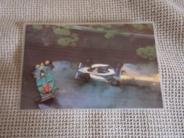 F1 Monaco 1985 - Riccardo Patrese - Nelson Piquet L`Accident - The Accident - Sports