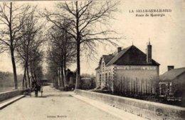 LA SELLE Sur Le BIED  - Route De Montargis - France