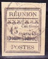 Réunion 1889 Timbre Taxe Yv 3, Mi 3 Oblitéré O, Je Vends Ma Collection! - Postage Due