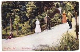 Berg En Dal - Duivelsberg Met Volk - 1910 - Other