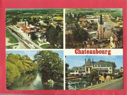 CPM  - Châteaubourg -(I.-et-V.) - (multivues , Multivue) - France