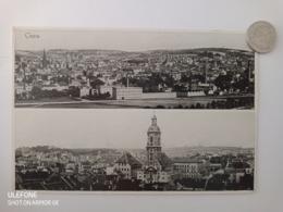 Gera In Thüringen, 2 Gesamtansichten, 1930 - Gera