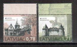 Lettland / Latvia / Lettonie 2017 Satz/set EUROPA ** - 2017