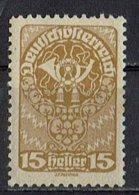 Österreich 1919/1920 - Neufs