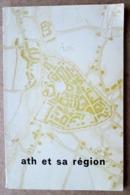 Ath Et Sa Région - Nombreuses Photos + Une Carte Indépendante - Belgium