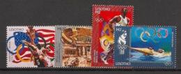 Lesotho - 1996 - N°Yv. 1191 à 1194 - Olympics / Atlanta - Neuf Luxe ** / MNH / Postfrisch - Verano 1996: Atlanta