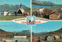 Svalbard Spitsbergen - Longyearbyen - Norvège