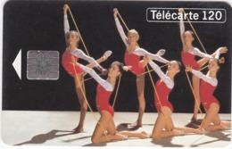 TC125 TÉLÉCARTE 120 UNITÉS - XVIIIèmes CHAMPIONNATS DU MONDE G.R.S. - PARIS BERCY 6 AU 9 OCTOBRE 1994 - Sport