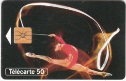 TC127 TÉLÉCARTE 50 UNITÉS - XVIIIèmes CHAMPIONNATS DU MONDE DE G.R.S. - PARIS BERCY 6 AU 9 OCTOBRE 1994 - Sport
