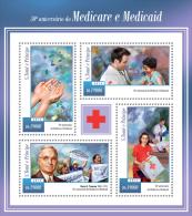 S. TOME & PRINCIPE 2015 - Medicaid, Pharmacy - YT 4847-50 - Pharmacy