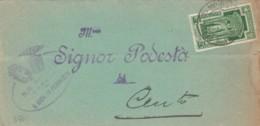 LETTERA 1934 C.25 ANNO SANTO (IX1080 - 1900-44 Vittorio Emanuele III
