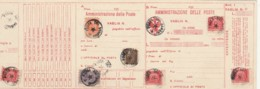 AMMINMISTRAZIONE DELLE POSTE -POSTA DEI BAMBINI -CIRCA 1930 (IX905 - Storia Postale