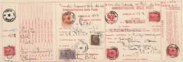 AMMINMISTRAZIONE DELLE POSTE -POSTA DEI BAMBINI -CIRCA 1930 (IX906 - Storia Postale