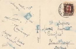 CARTOLINA RSI 1944 C.30 SS  (IX923 - 4. 1944-45 Repubblica Sociale
