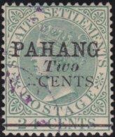 Pahang    .   SG     .   7  (2 Scans)       .      O         .     Cancelled      .   /    .  Gebruikt - Pahang