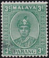 Pahang    .   SG     .   31a        .   O        .     Cancelled      .   /    .  Gebruikt - Pahang