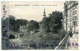 - 48 - BOURG La REINE - Le Tunnel Avenue Du Lycée, Non écrite, Coins Impeccables, TTBE, Scans.. - Bourg La Reine