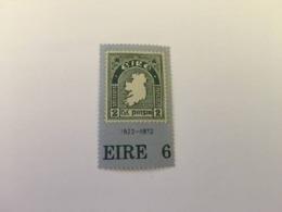 Ireland First Irish Stamp Mnh 1972 - 1949-... Republic Of Ireland