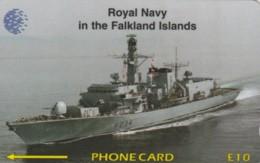 PHONE CARDS FALKLAND (E49.1.7 - Falklandeilanden