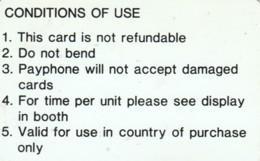 PHONE CARDS FALKLAND (E49.2.1 - Falklandeilanden