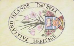 PHONE CARDS FALKLAND (E49.2.3 - Falklandeilanden