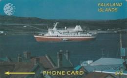 PHONE CARDS FALKLAND (E49.2.4 - Isole Falkland