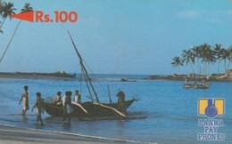 PHONE CARDS SRY LANKA (E49.2.7 - Sri Lanka (Ceylon)