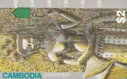 PHONE CARDS CAMBOGIA (E49.3.1 - Kambodscha