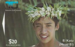 PHONE CARDS COOK ISLANDS (E49.3.6 - Islas Cook