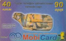 PHONE CARDS MONGOLIA (E49.4.8 - Mongolië