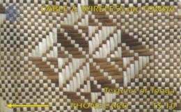 PHONE CARDS TONGA (E49.5.6 - Tonga