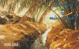 PREPAID PHONE CARD MAURITIUS (E49.6.4 - Mauritius