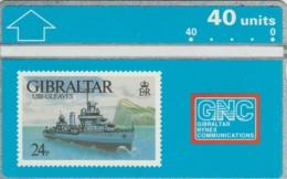 PHONE CARDS GIBILTERRA (E49.6.5 - Gibraltar