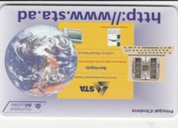 PHONE CARDS ANDORRA (E49.8.2 - Andorra