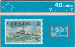 PHONE CARDS GIBILTERRA (E49.8.1 - Gibraltar