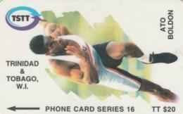 PHONE CARDS TRINIDAD -TOBAGO (E49.7.8 - Trinité & Tobago