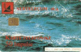PHONE CARDS ALBANIA (E49.8.3 - Albanië