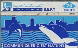 PHONE CARDS MAROCCO (E49.33.1 - Marokko