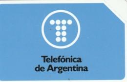 PHONE CARDS ARGENTINA-URMET-NEW (E49.34.1 - Argentinië