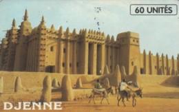 PHONE CARDS MALI (E49.34.8 - Mali