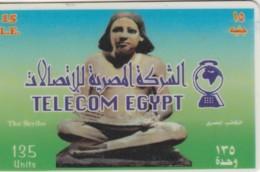 PREPAID PHONE CARD EGITTO (E49.37.1 - Isole Falkland