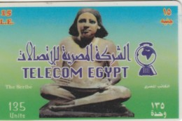 PREPAID PHONE CARD EGITTO (E49.37.1 - Falklandeilanden