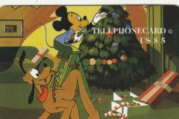 PREPAID PHONE CARD STATI UNITI DISNEY (E49.42.6 - Verenigde Staten